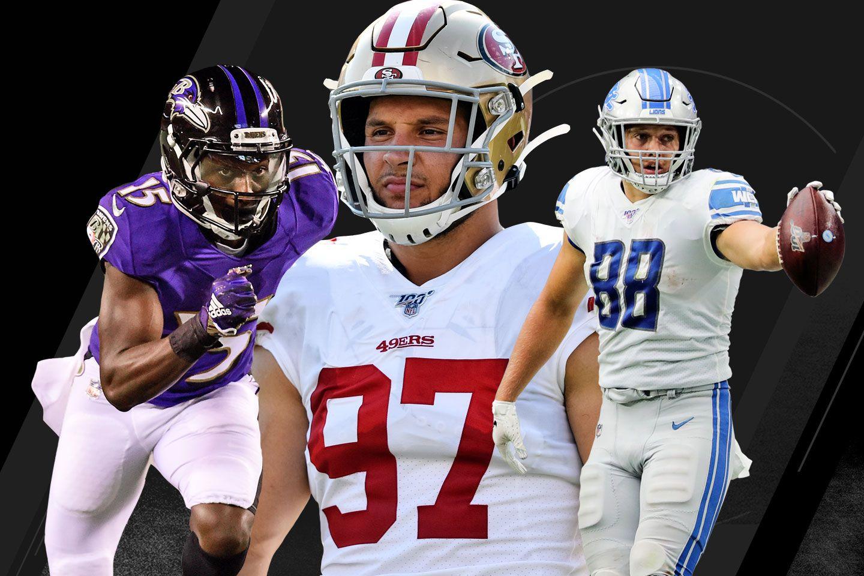 online retailer 8adf8 91fe5 Week 2 NFL Power Rankings - 1-32 poll, plus the best rookie ...