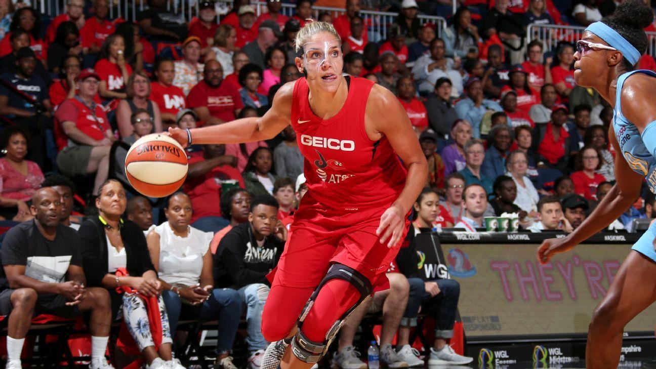 Source: Delle Donne to win second WNBA MVP