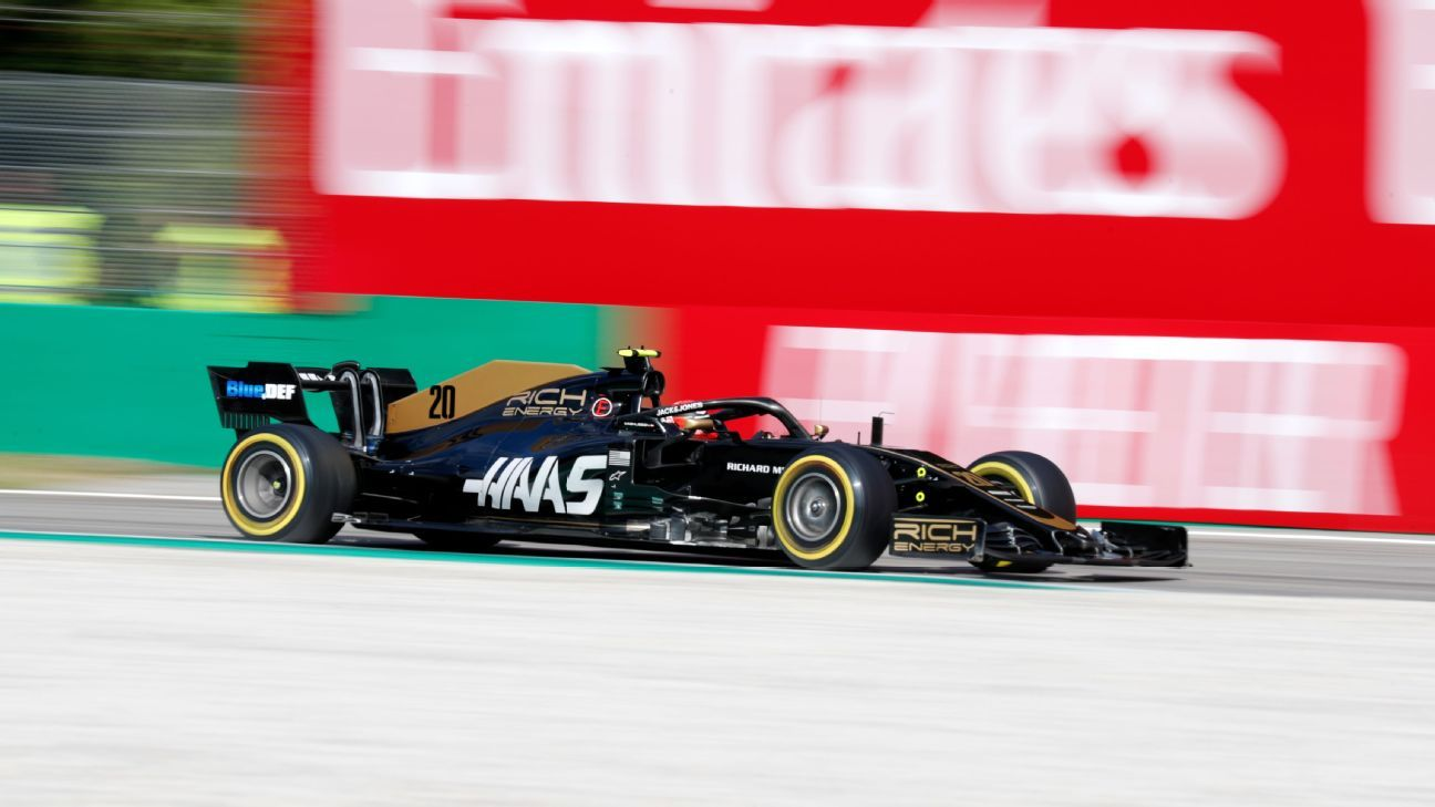 Haas cuts ties with title sponsor Rich Energy