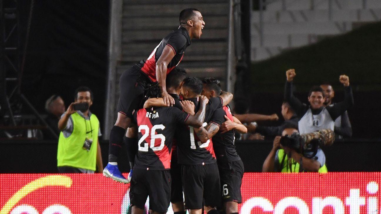 Brazil Vs Peru Football Match Report September 10 2019 Espn