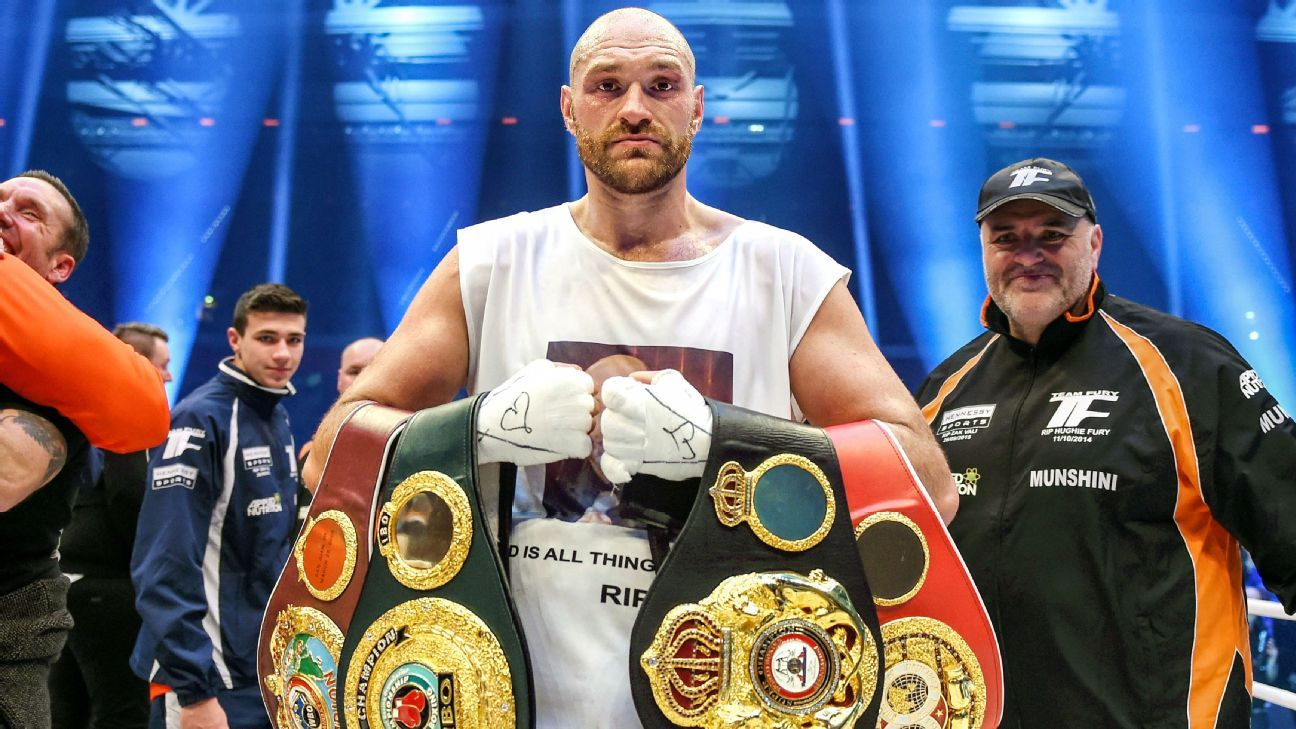 Fury's lineal championship: To be the man, you have to beat the man
