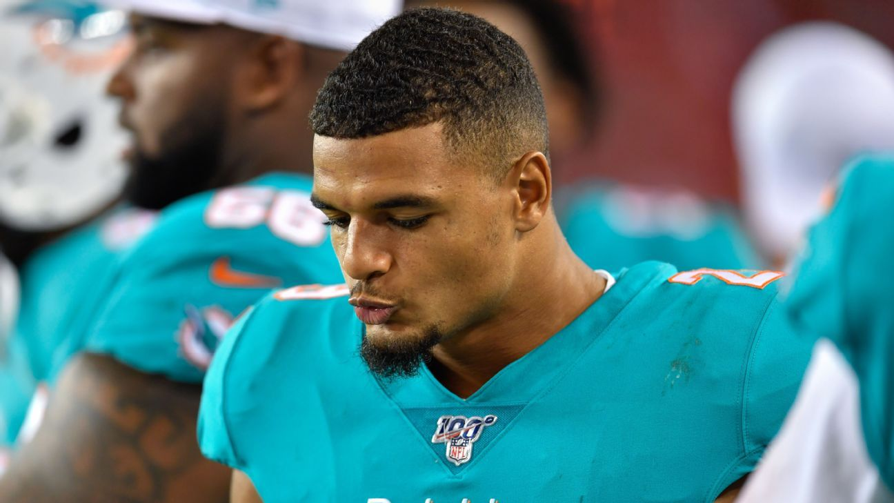 Steelers' move for Minkah Fitzpatrick bold, calculated -- and a bit desperate