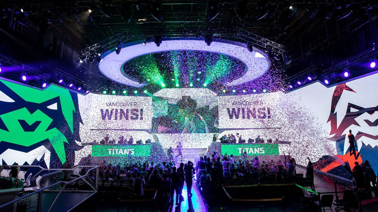 Titans nip Excelsior, advance to Overwatch League grand final