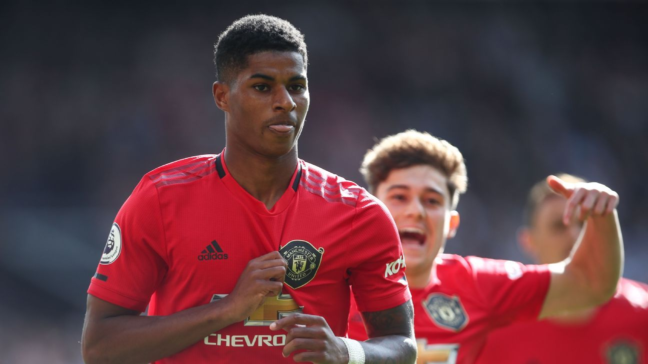 Rashford shows again that he is Manchester United's most important player