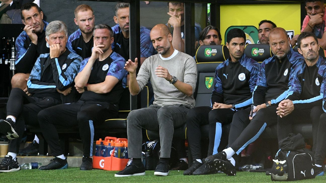 Can't win 'em all: Guardiola shrugs off City shocker