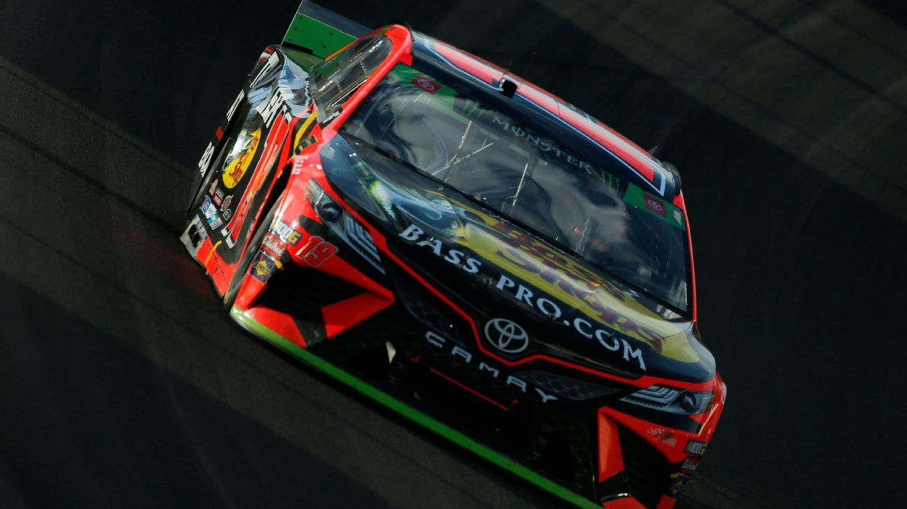 Truex Jr. wins NASCAR's opening playoff race