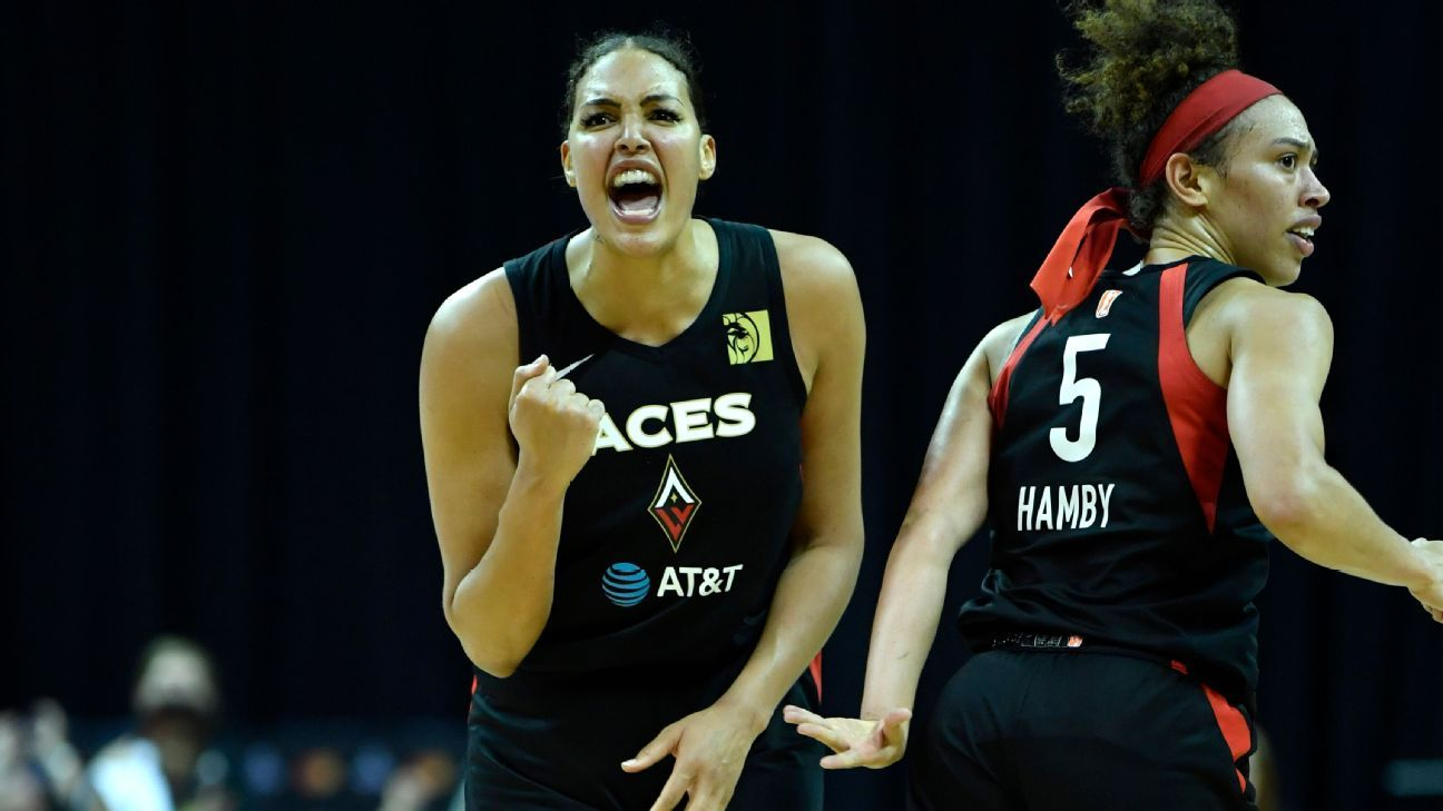 WNBA playoffs 2019: Can Washington Mystics, Connecticut Sun be stopped?