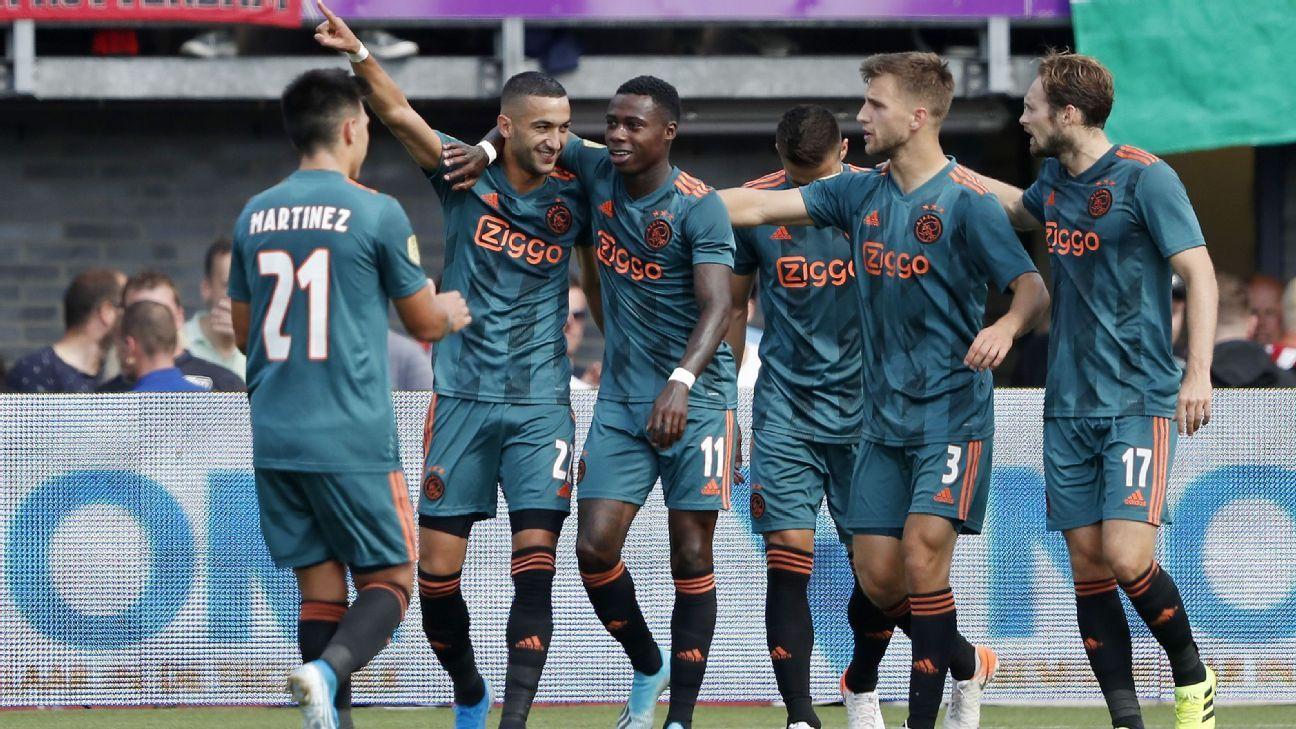 Fantasy Champions League: Can Ajax repeat the magic?