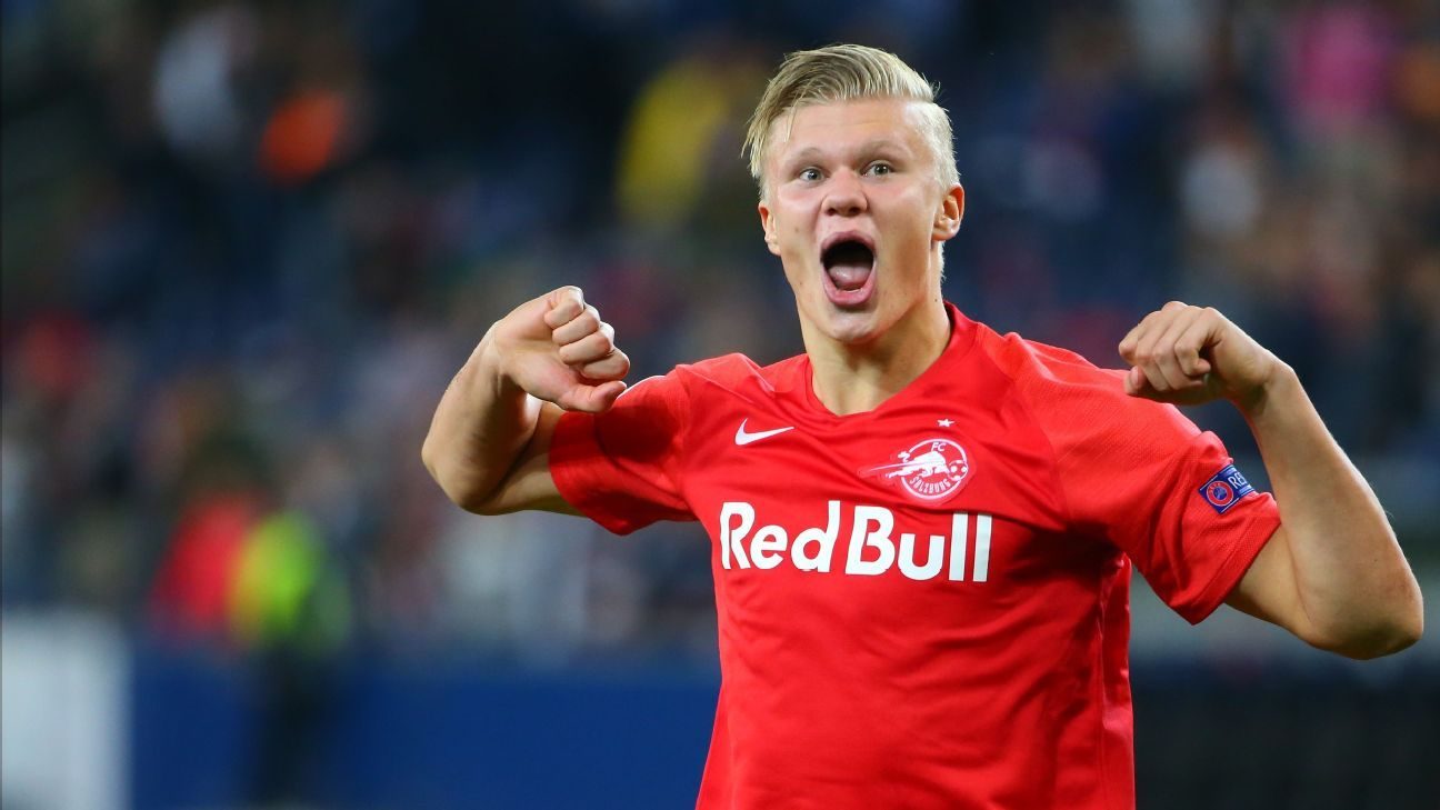 Sources: Barcelona keen on Erling Haaland but put off by €100 million price tag