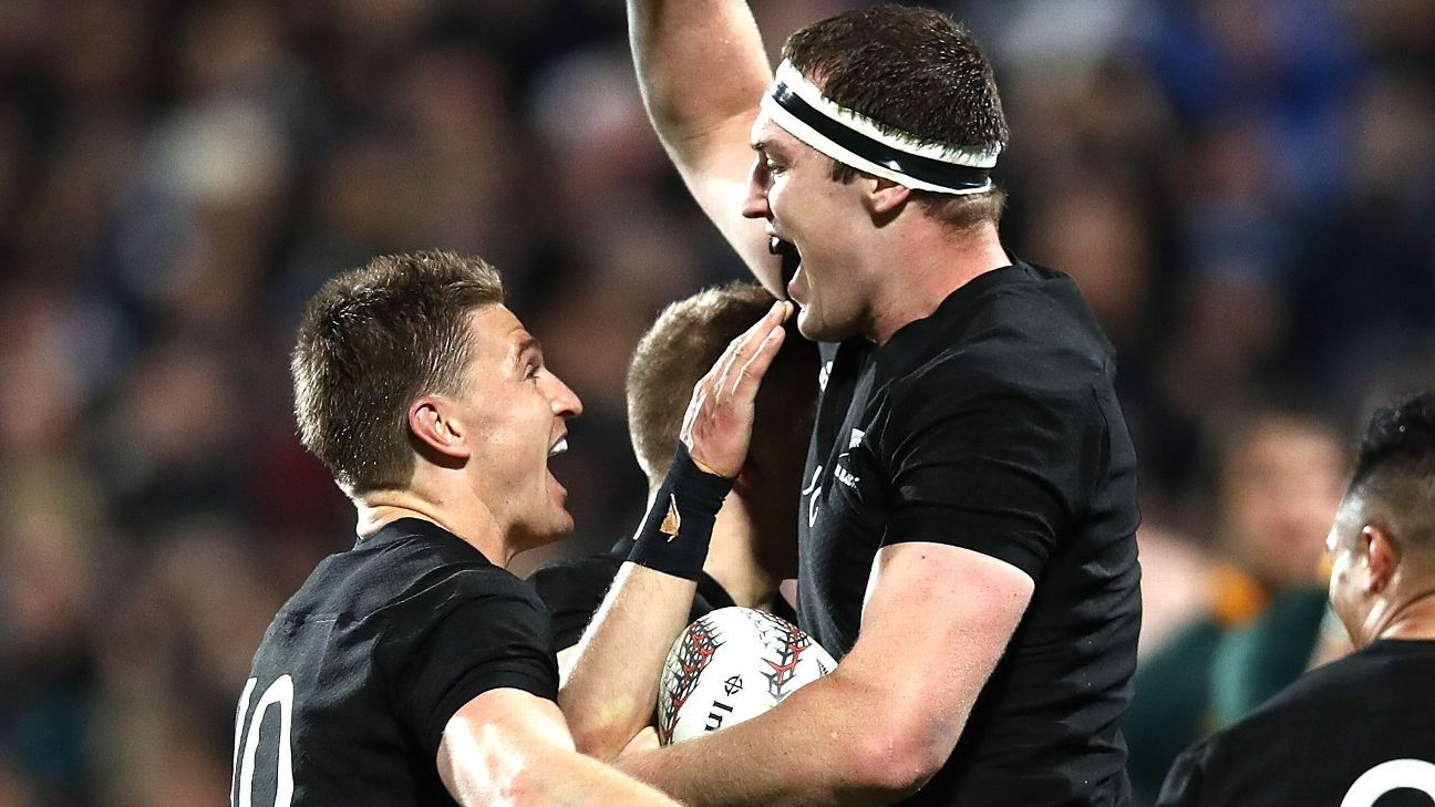 The Best 25 Players At Rugby World Cup 2019