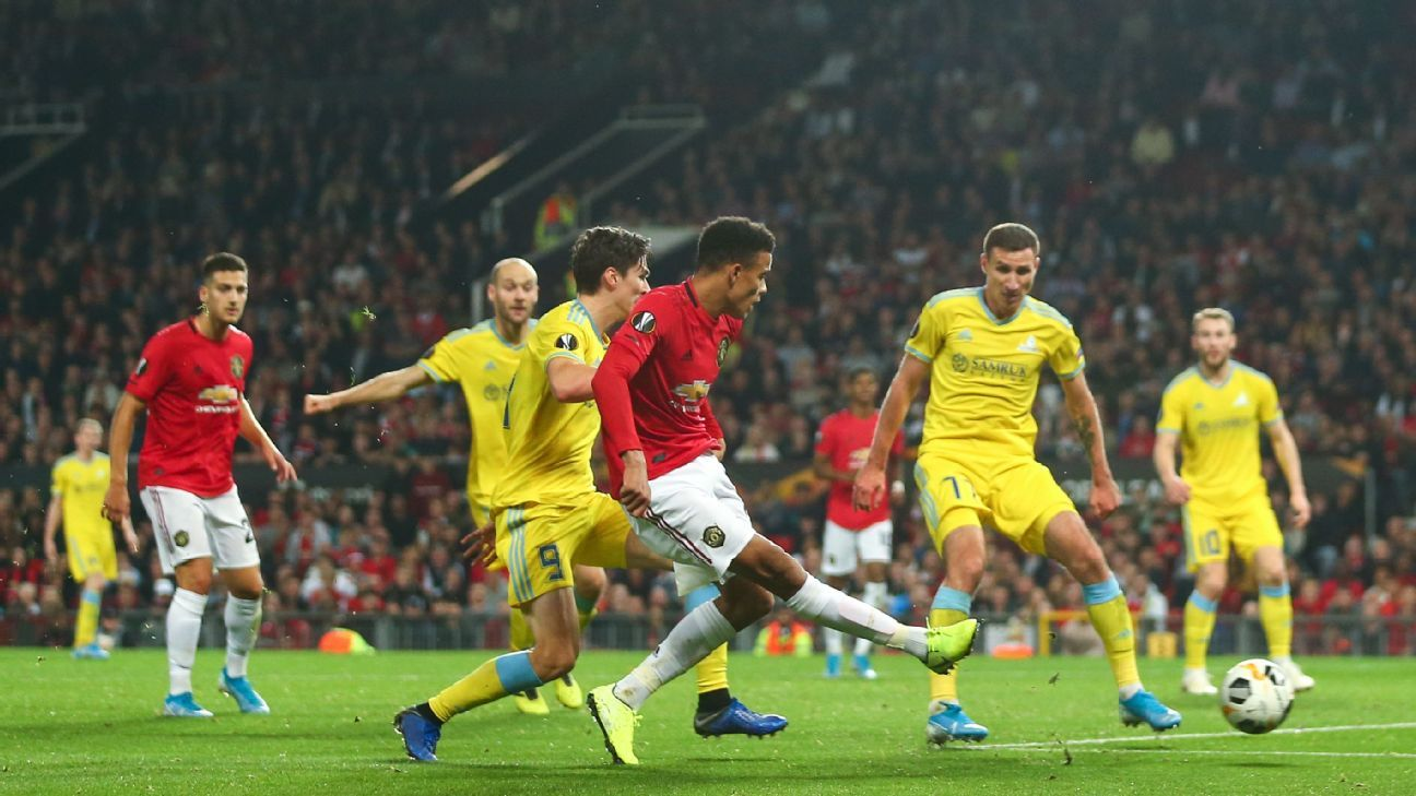 Greenwood vindicates United's Lukaku call - Ole