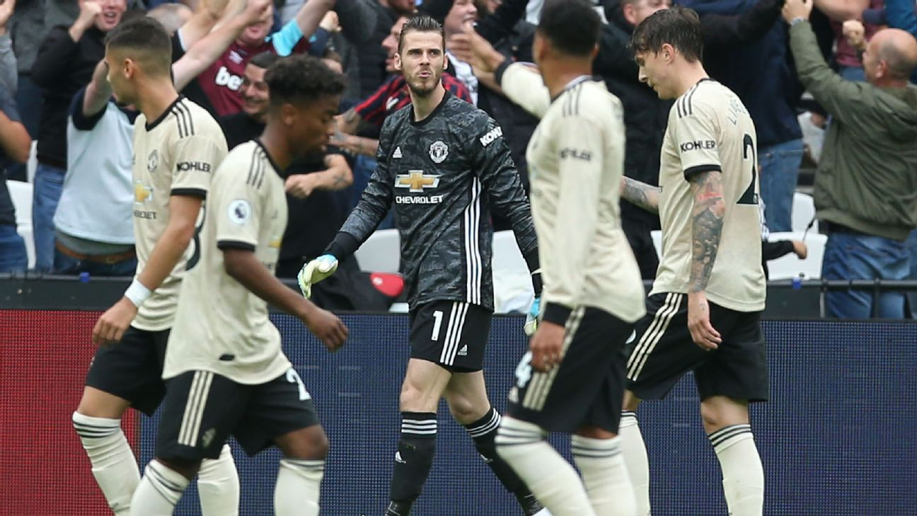 Man United have fallen so far that defeats to West Ham are no longer a surprise