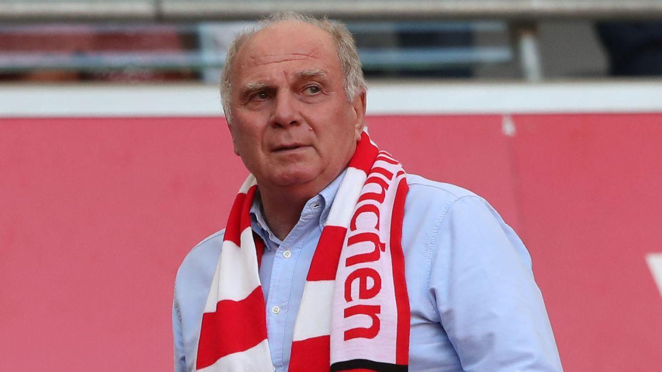 Resultado de imagem para Presidente do Bayern se arrepende e volta atrás em ameaça de boicote à seleção da Alemanha