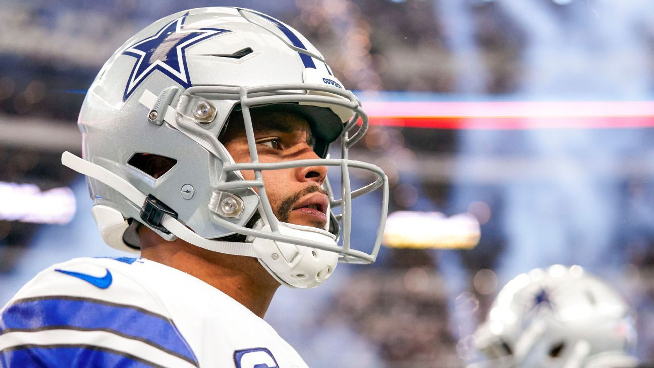 Could Dak Prescott's contract path with Cowboys follow Kirk Cousins' with Redskins?