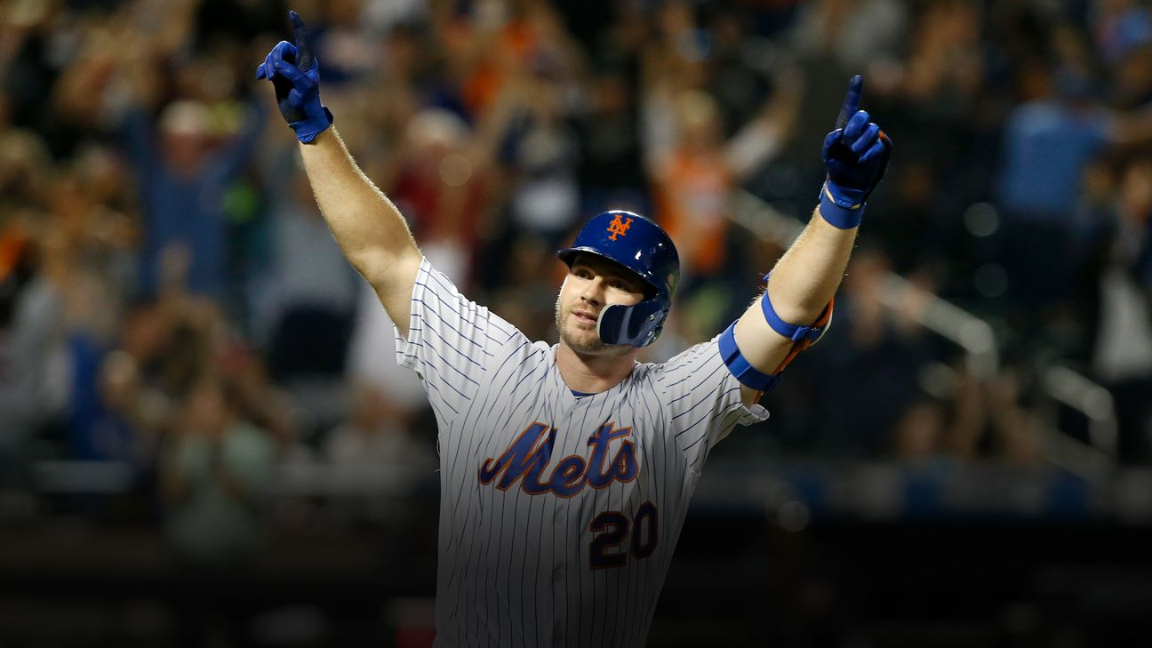 Mets phenom Alonso wins NL Rookie of the Year