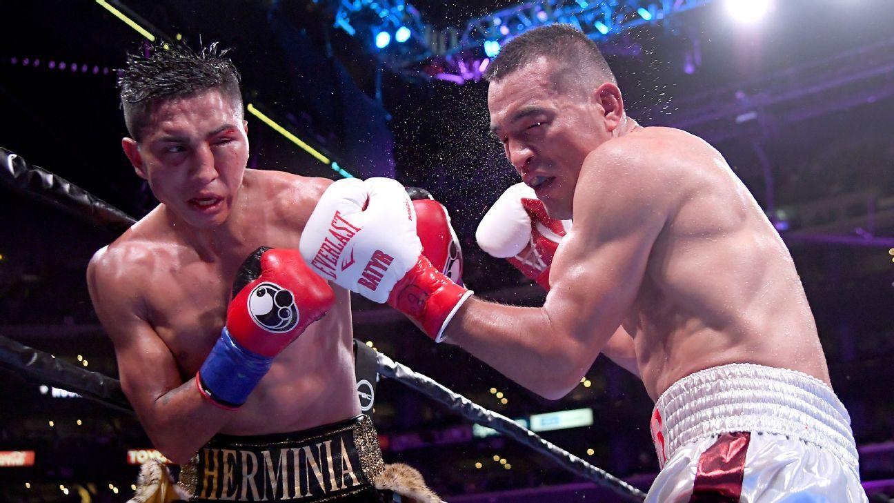 Batyr Akhmedov to appeal decision, seek rematch vs. Mario Barrios