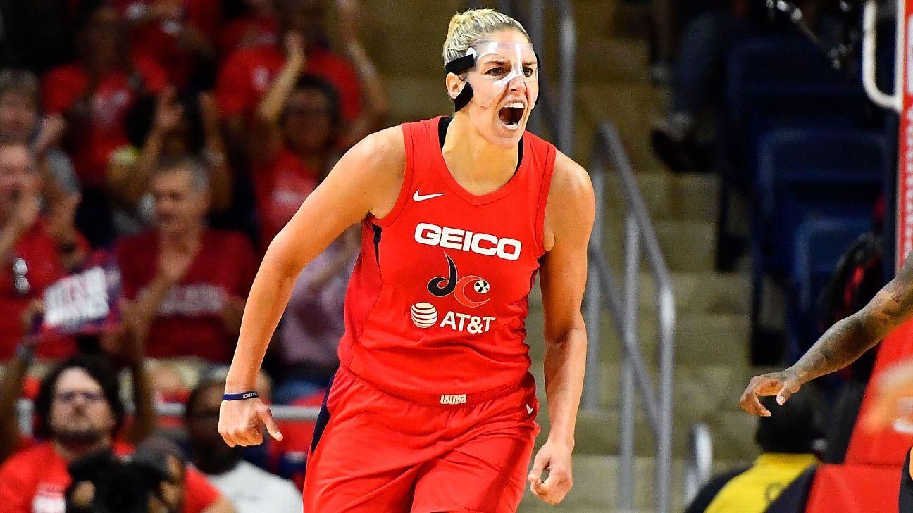 Mystics restrict WNBA Finals tickets to DMV residents