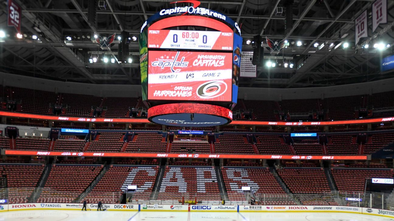 William Hill to open sports book at Capital One Arena