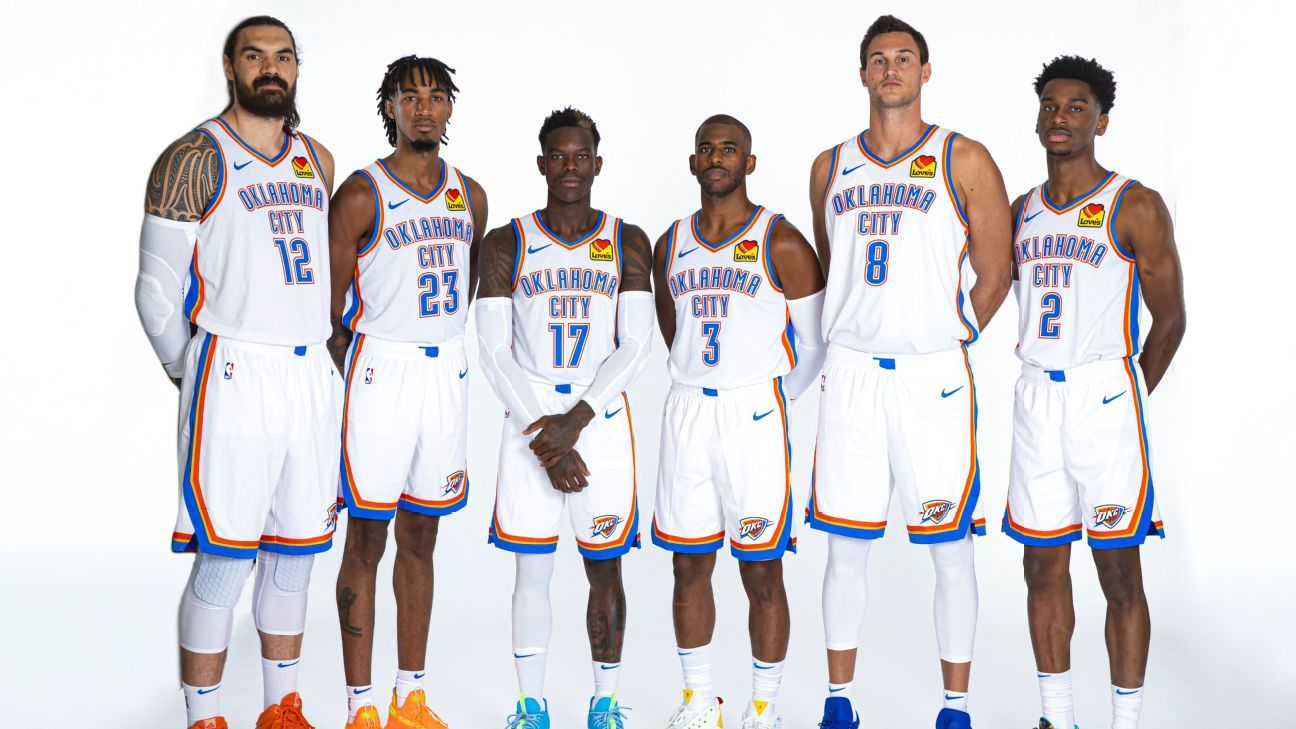 There S Opportunity For Us To Chart A New Path Life Without Russ Begins In Okc