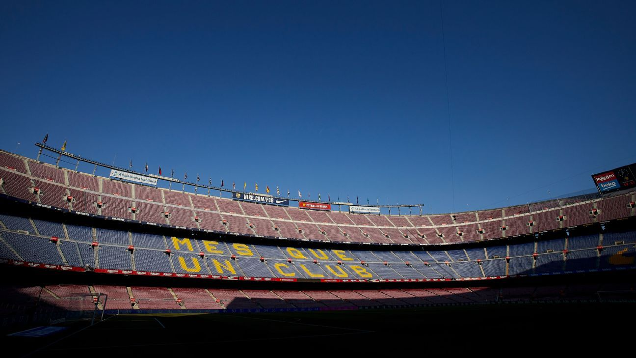Barca-Real set for Dec. move over safety worries