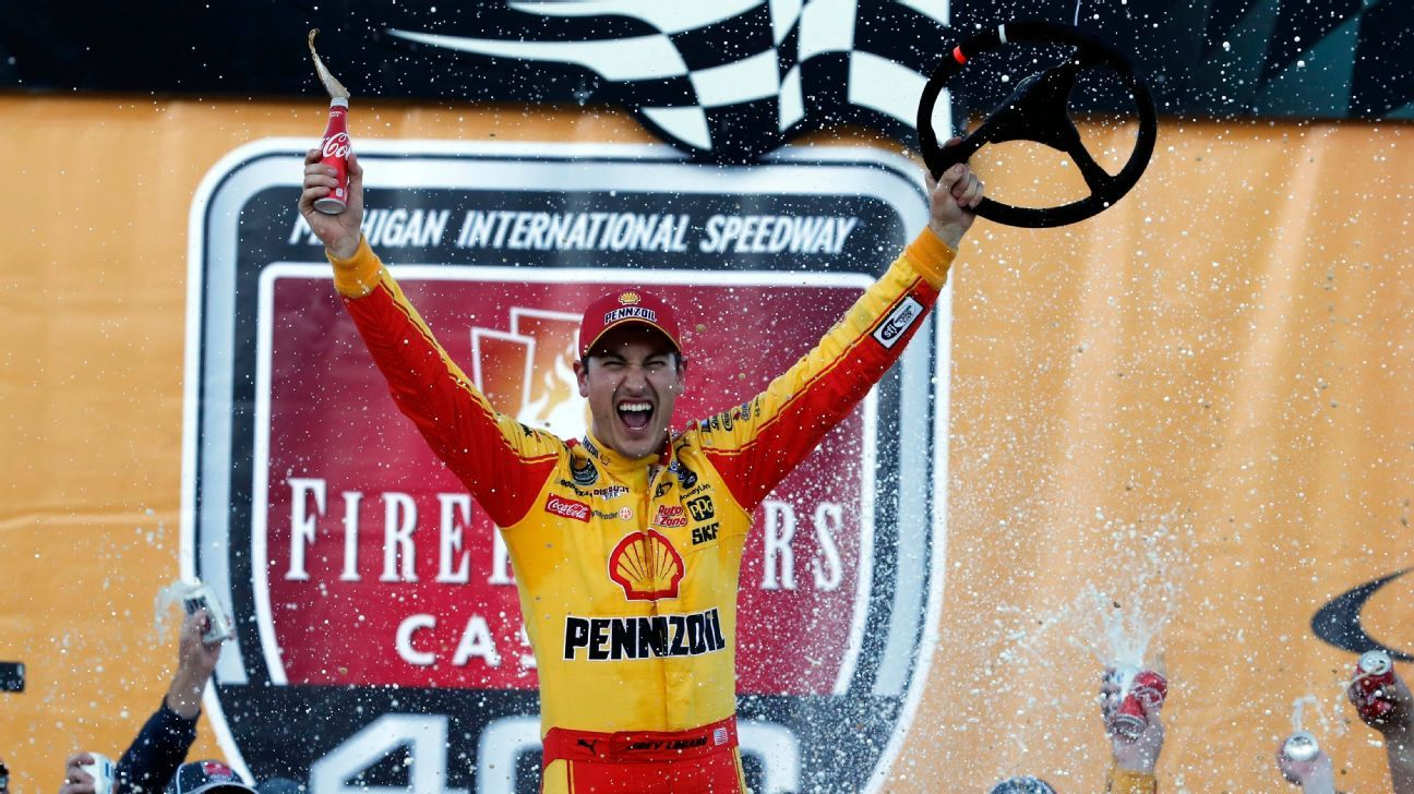 NASCAR StatWatch: Dover win came at a perfect time for Kyle Larson