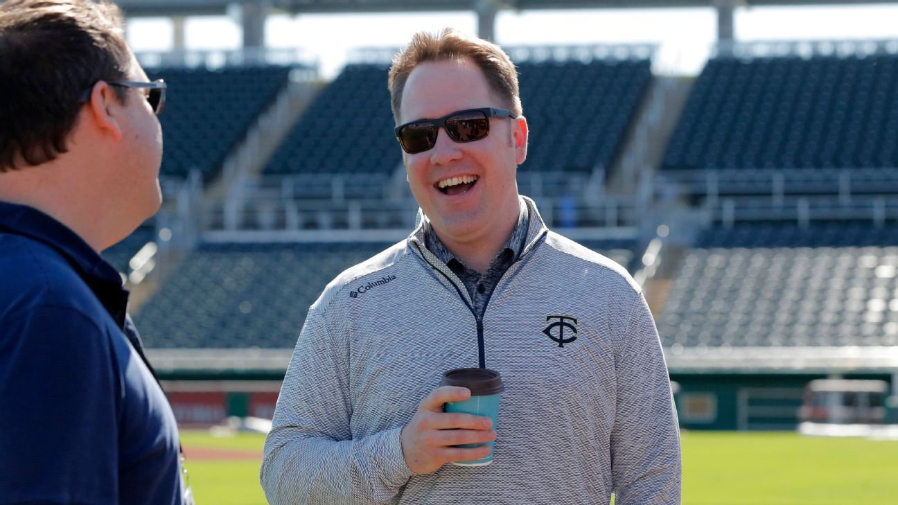 Source: Twins nearing deal to keep Derek Falvey in front office