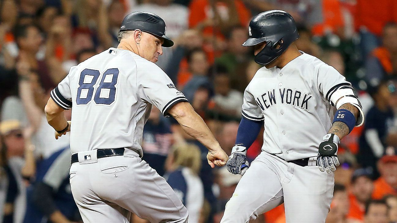 MLB Playoffs Daily: Yankees look to take control of the ALCS