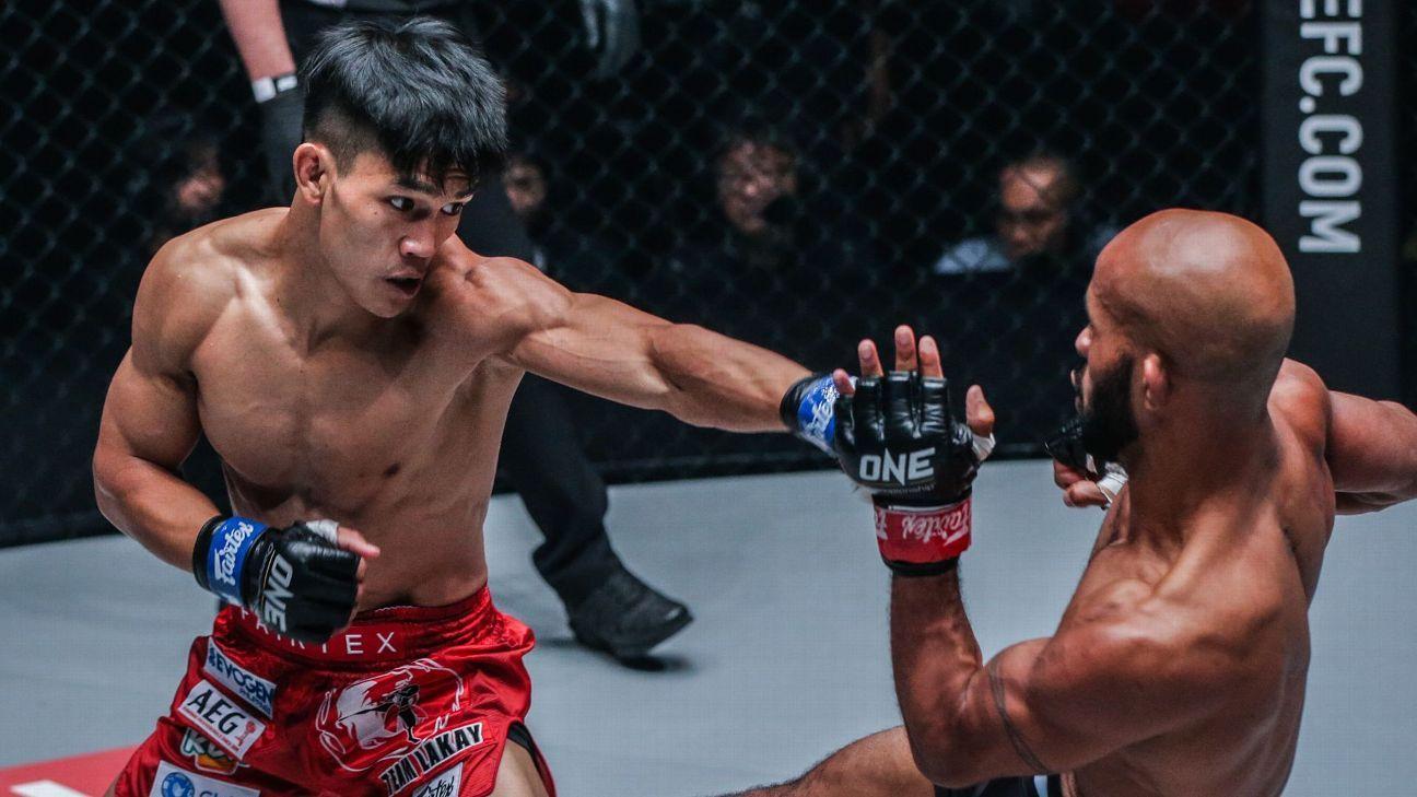 ONE Championship: Lee retains atomweight title, Kingad falls to Johnson