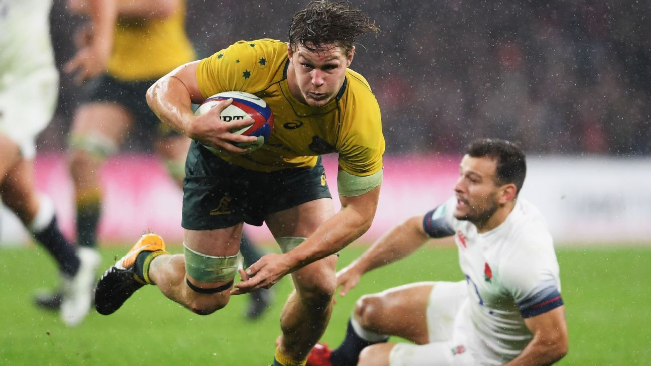 Wallabies' true test arrives as World Cup goes up a level