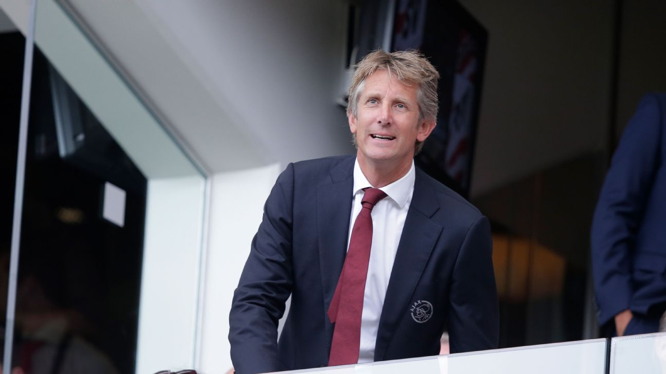 Edwin van der Sar on Manchester United role: Of course, I'm interested