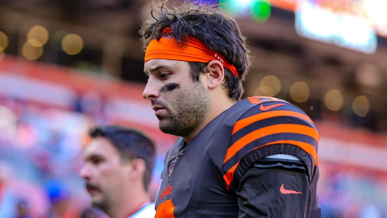 Browns' Baker Mayfield, Rams' Clay Matthews among those fined for criticizing officiating