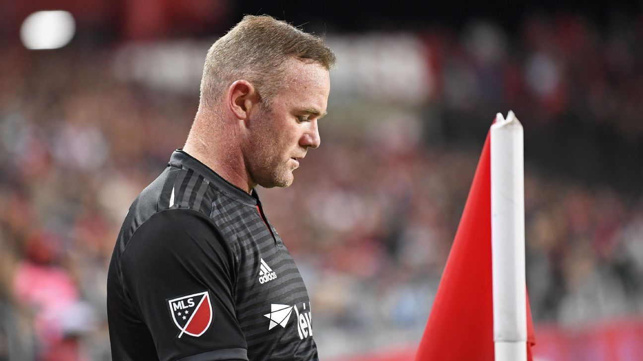 Wayne Rooney exits D.C. United without a trophy, but leaves a legacy nonetheless