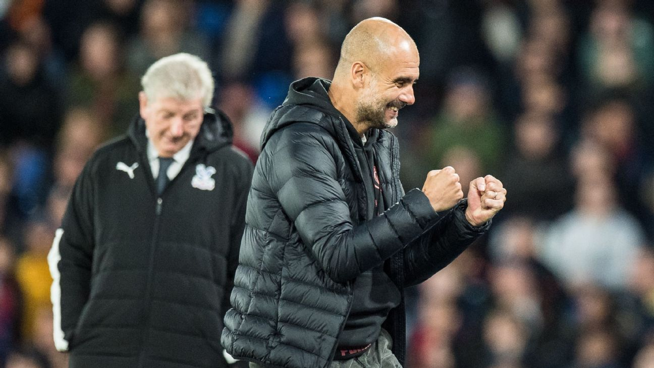 Premier League review: Manchester City win the weekend, Liverpool look rattled at Man United