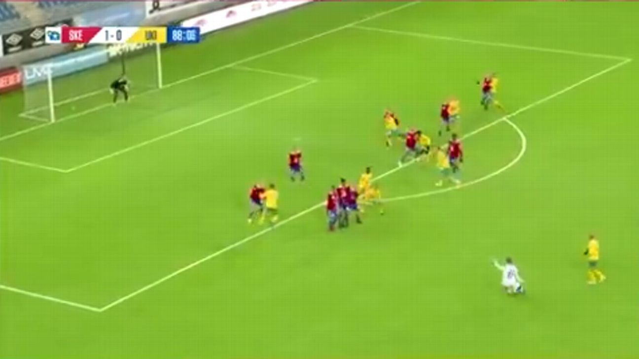 Toe Poke Daily: The greatest-ever goals scored by goalkeepers
