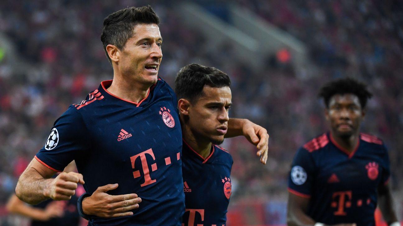 Transfer Talk: Real Madrid plan January move for Bayern Munich's Robert Lewandowski