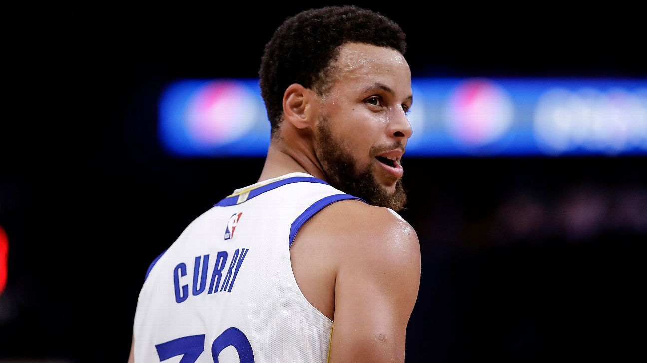 Kerr: Curry returning in '19-20 never a question