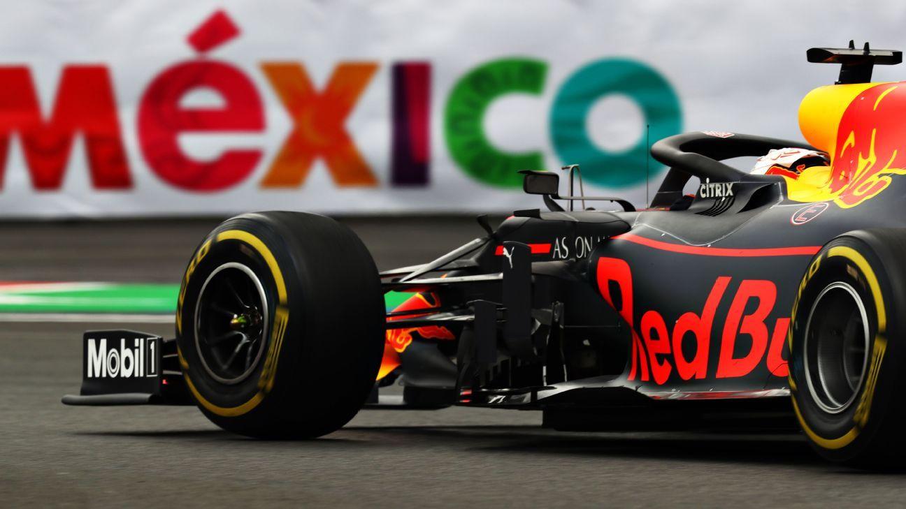 Red Bull rises to Ferrari challenge as Mercedes falters - ESPN India