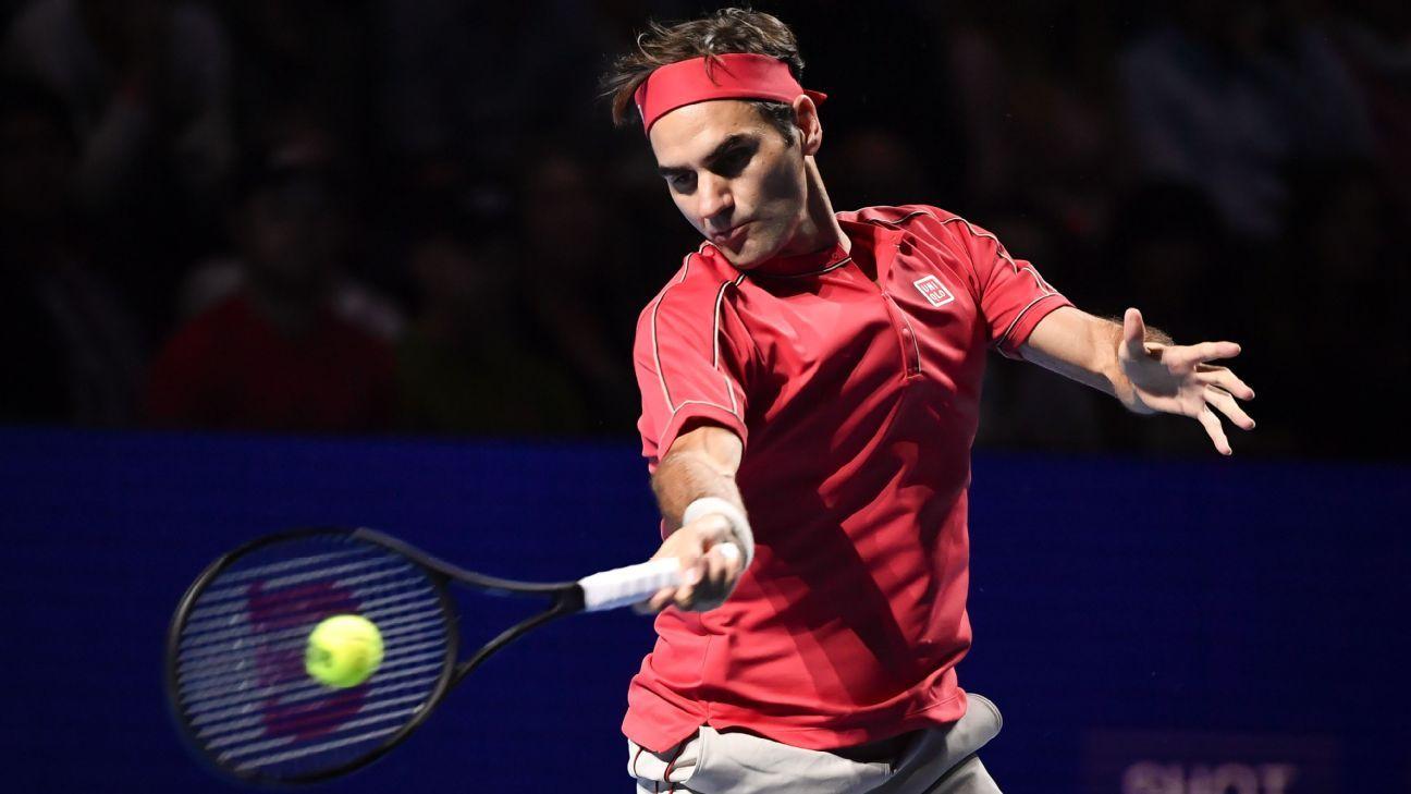 Roger Federer beats Stefanos Tsitsipas to reach 15th Basel final