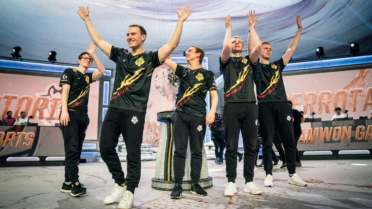 League of Legends World Championship roundtable -- quarterfinals reflections