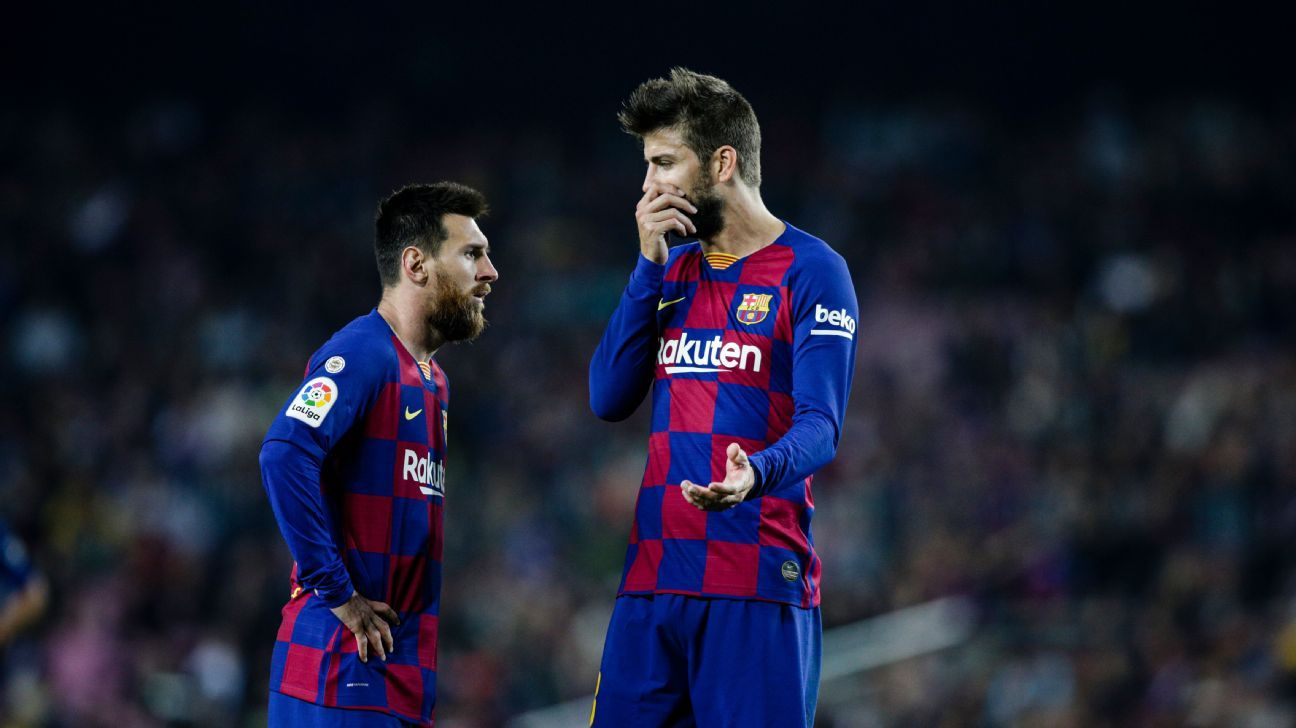 Sources: Social posts prompt tense Messi meeting