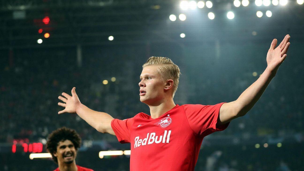 Will Haaland help Salzburg eliminate Liverpool?