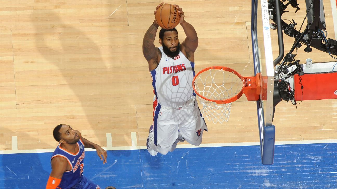 Fantasy 30: Buzz on hot bigs like Drummond and Love