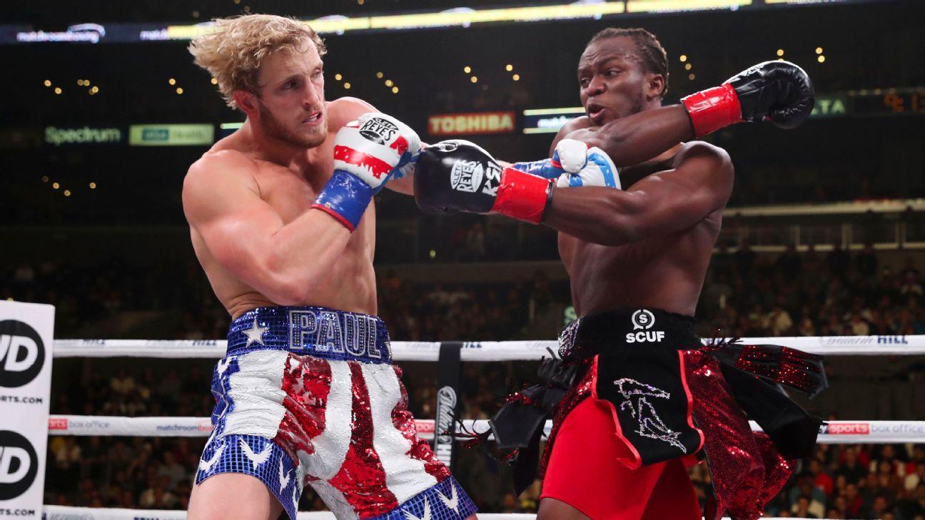 KSI-Logan Paul 2 a win for boxing