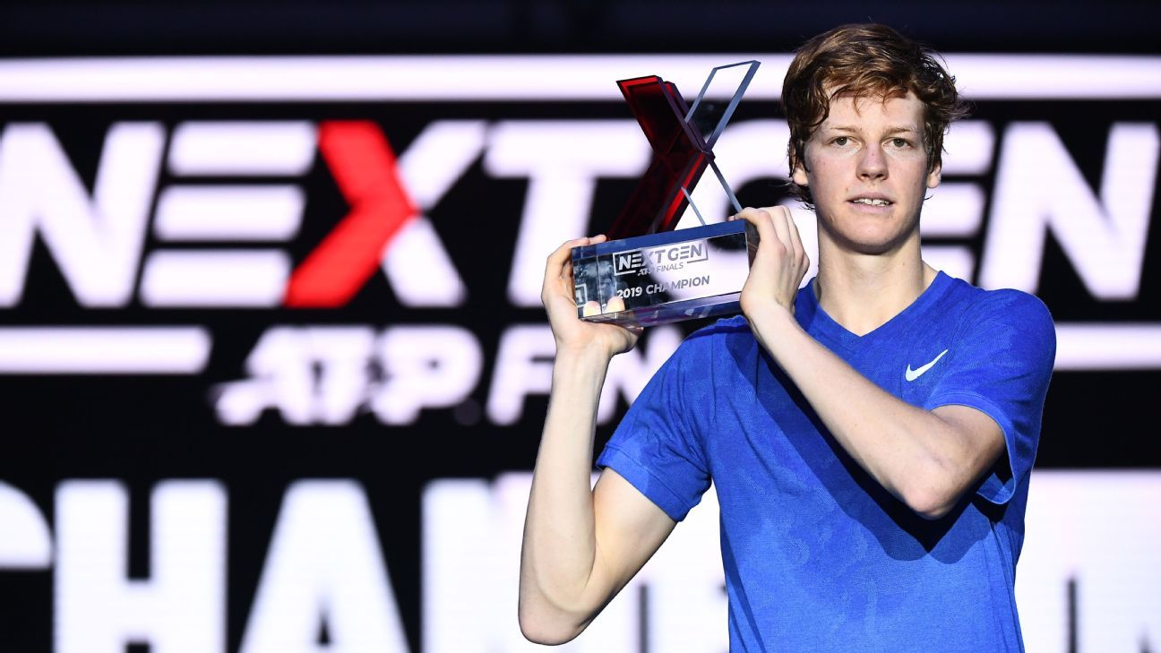 ATP Next Gen Finals proving to be a fast track to stardom