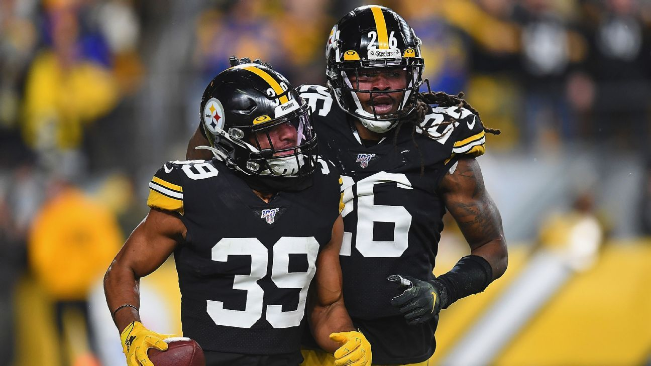 Steelers needed one stop and Minkah Fitzpatrick delivers in win over Rams
