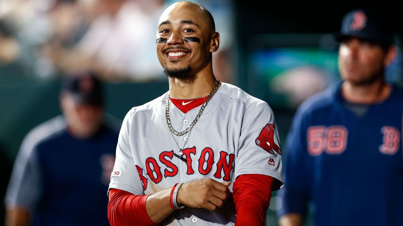 AL East offseason preview: Will Yankees add an ace? Will Red Sox really deal Mookie Betts?