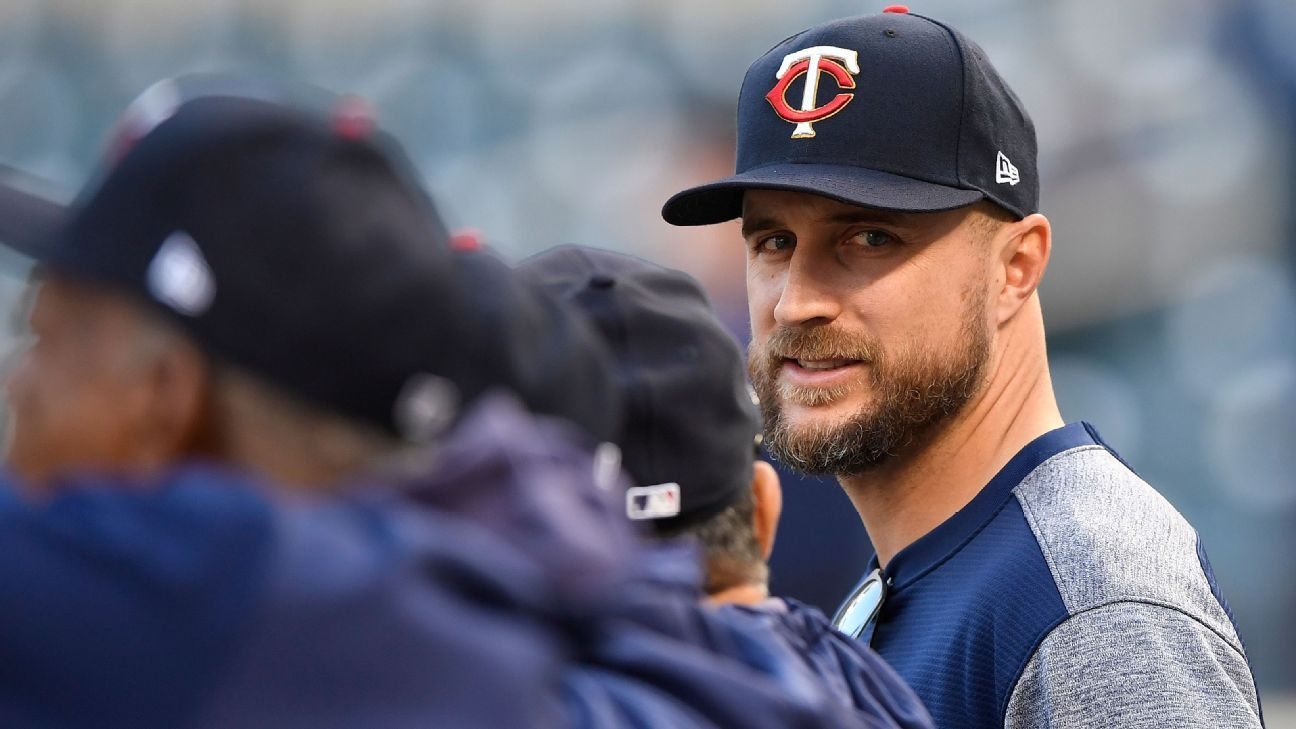 Twins' Baldelli named AL top manager in first year