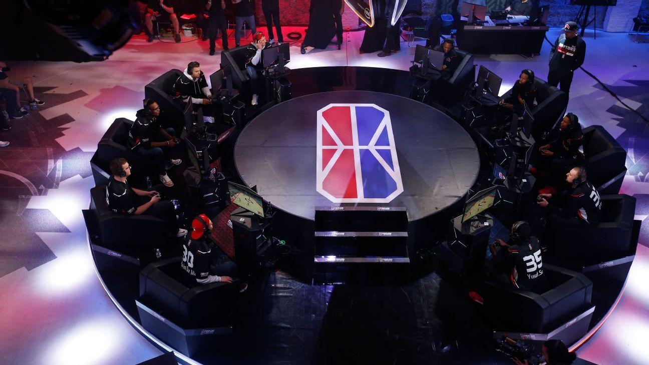 NBA 2K League announces European Invitational