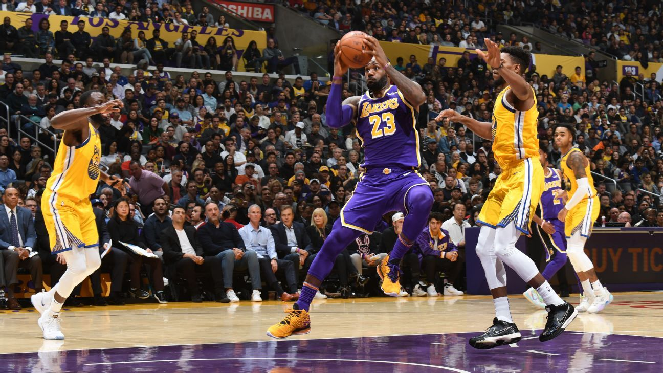 Dime King: The Lakers are benefiting from peak playmaker LeBron James