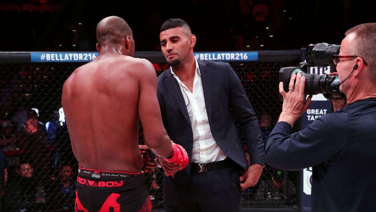 Michael 'Venom' Page forgives referee Dan Miragliotta for post-fight clash